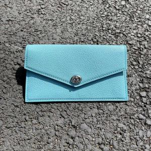 Pochette pour Téléphone Portable Bleu Ciel