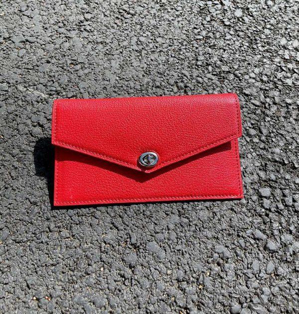 Pochette à Téléphone Portable rouge
